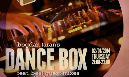 Dance Box with best guest mixes from 2013 // 02.01.2014