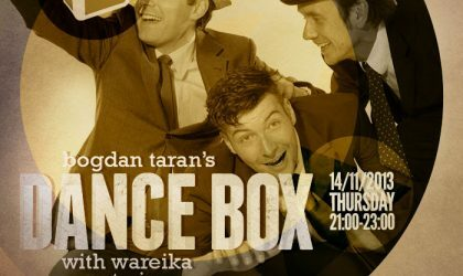 Dance Box with Wareika (Visionquest, DE) guestmix // 14.11.2013