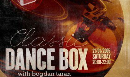 Classic Dance Box // 21.01.2005