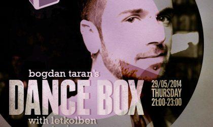 Dance Box feat. LetKolben guest mix // 29.05.2014