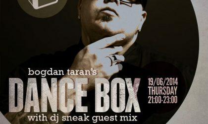 Dance Box feat. DJ Sneak guest mix // 19.06.2014.