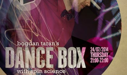 Dance Box feat. Spin Science guest mix // 24.07.2014
