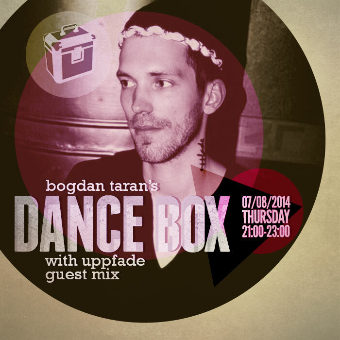 Dance Box feat. Uppfade guest mix // 07.08.2014
