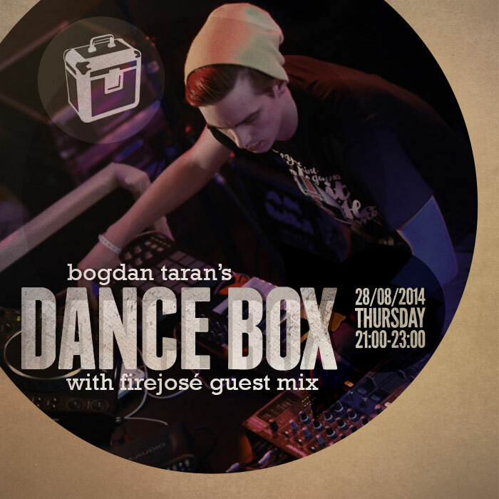 Dance Box feat. Firejose guest mix & Andreas Saag interview // 28.08.2014