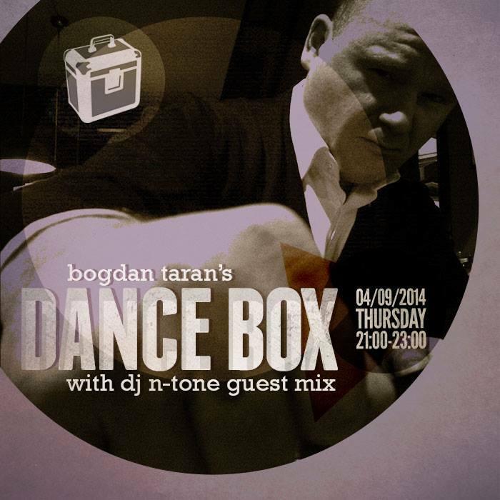 Dance Box feat. DJ N-Tone guest mix & Uppfade interview // 04.09.2014