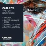 carl cox time