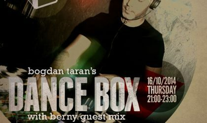 Dance Box feat. Berny guest mix and interview // 16.10.2014