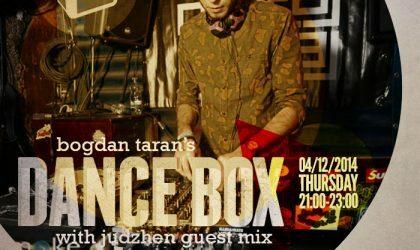 Dance Box feat. Judzhen guest mix & Trashy Kid top three // 04.12.2014
