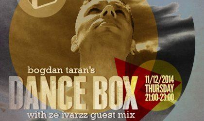 Dance Box feat. Ze Ivarzz guest mix & Baltic Trail special // 11.12.2014