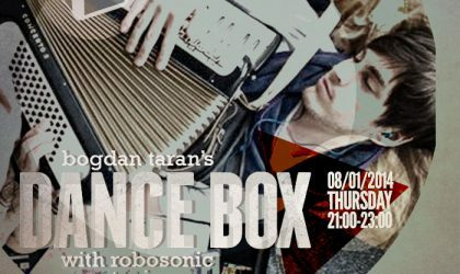 Dance Box feat. Robosonic guest mix // 08.01.2015