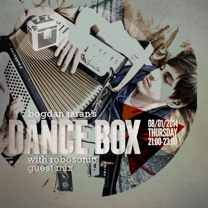 Dance Box feat. Robosonic guest mix // 08.01.2015