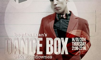 Dance Box ft. Stee Downes guest mix // 15.01.2015