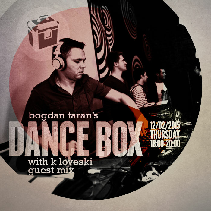Dance Box feat. K Loveski (RU) guest mix // 12.02.2015