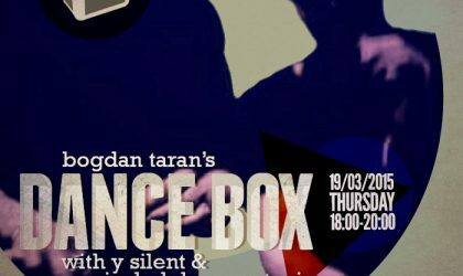 Dance Box feat. Y Silent & Brotha D of Musical Globe mixes // 19.03.2015