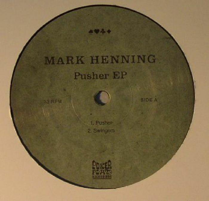Powerplay: Mark Henning – Pusher (Poker Flat) // 05.03.2015