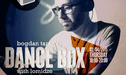Dance Box feat. Lomidze guest mix // 02.04.2015