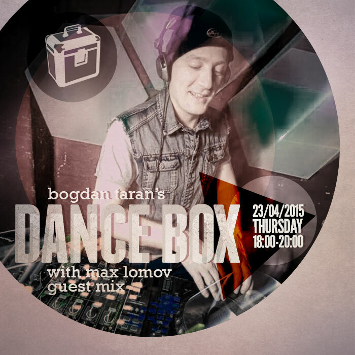Dance Box feat. Max Lomov guest mix & Till von Sein interview // 23.04.2015