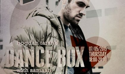 Dance Box feat. Chris Inperspective & Samaan guest mixes // 07.05.2015