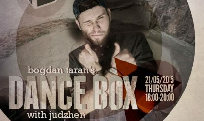 Dance Box feat. Judzhen guest mix // 21.05.2015