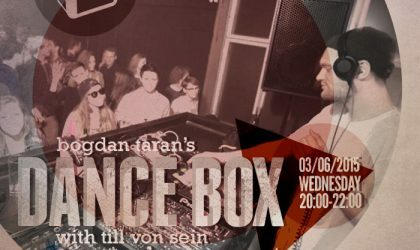 Dance Box feat. Till von Sein mix recorded live at Amber Muse party in Riga // 03.06.2015