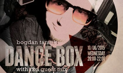 Dance Box feat. RXD guest mix // 10.06.2015