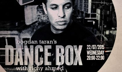 Dance Box feat. Richy Ahmed mix from club One One // 22.07.2015