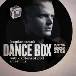 Dance Box feat. Gardens of God guest mix // 29.07.2015