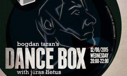 Dance Box feat. Juras Lietus live from Berlin // 12.08.2015