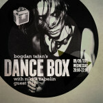 Dance Box feat. Nikita Zabelin guest mix & interview // 09.09.2015