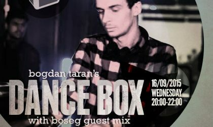 Dance Box feat. Boseg, Nuage & Esoniq // 16.09.2015