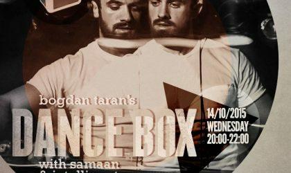Dance Box feat. Samaan & Intelligent Manners guest mix // 14.10.2015
