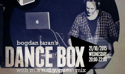 Dance Box feat. M.A.N.D.Y. (DE) guest mix // 21.10.2015