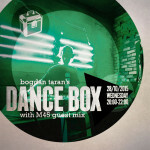 Dance Box feat. M45 guest mix & M.A.N.D.Y INTERVIEW // 28.10.2015