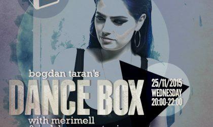 Dance Box feat. Merimell & Judzhen guest mixes // 25.11.2015