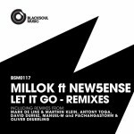 Powerplay: Millok feat. New5ense – Let It Go (Manuel-M Samba Tech Mix) (Blacksoul)