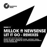 Powerplay: Millok feat. New5ense – Let It Go (Manuel-M Samba Tech Mix) (Blacksoul)
