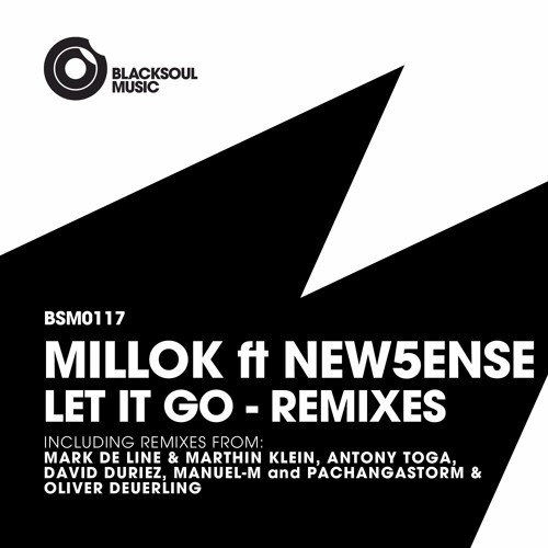 Powerplay: Millok feat. New5ense – Let It Go (Manuel-M Samba Tech Mix) (Blacksoul) // 16.12.2015