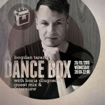 Dance Box feat. Boris Dlugosch guest mix & interview // 20.01.2016