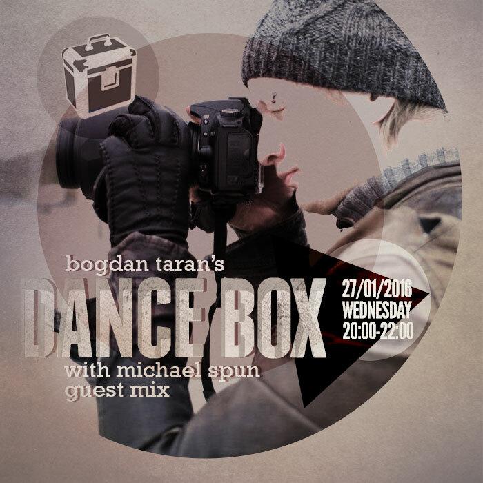 Dance Box feat. Michael Spun guest mix // 27.01.2016