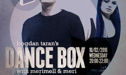 Dance Box feat. Meri & Merimell live from Machine Nation // 10.02.2016