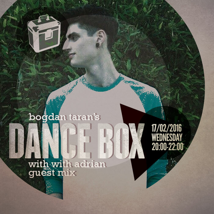 Dance Box with Adrian (sinnmusik) guest mix // 17.02.2016