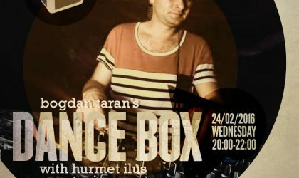 Dance Box with Hurmet Ilus (EE) guest mix // 24.02.2016