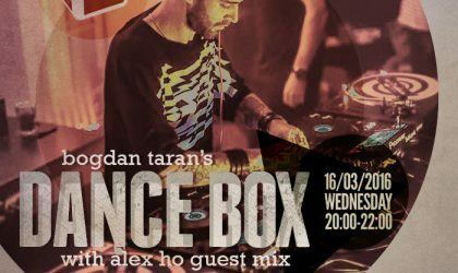 Dance Box with Alex HO guest mix // 16.03.2016