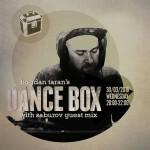 Dance Box with Saburov guest mix // 30.03.2016