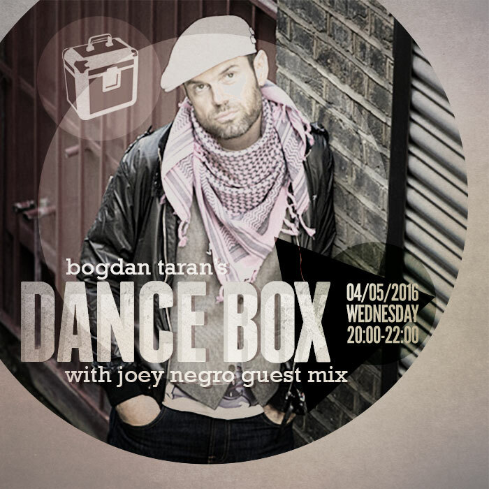 Dance Box with Joey Negro guest mix // 04.05.2016