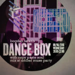 Dance Box with Copy Paster Soul mix from Amber Muse party // 08.06.2016