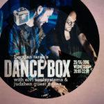Dance Box with Elvi Soulsystems and Judzhen guest mixes // 29.06.2016