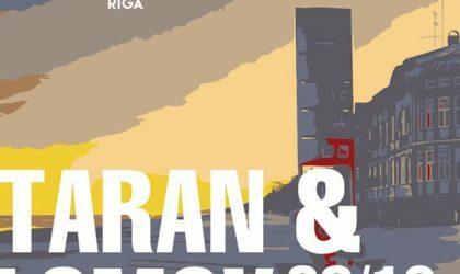 "Taran & Lomov ""Blink"" EP launch party / 28 OCT"