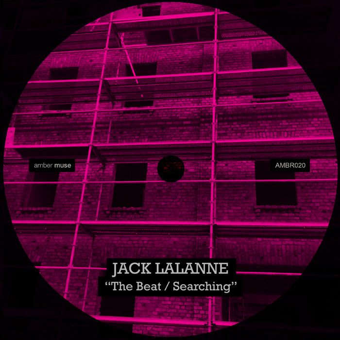 Jack LaLanne – The Beat / Searching EP (AMBR020)