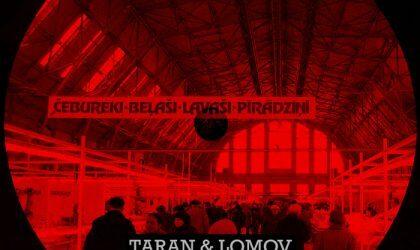 "Taran & Lomov ""Raw Meat"" EP (AMBR018)"